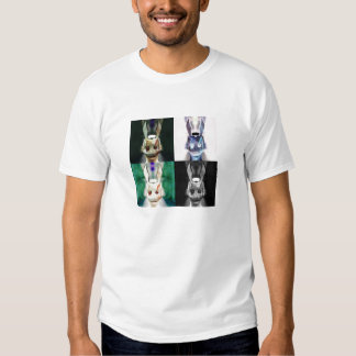Evil Rabbit Tee Shirt