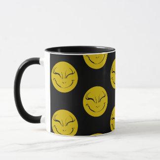 Evil Sweet Smiely Face Mug V1