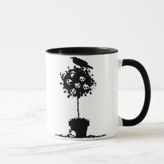 Evil Topiary Coordinates Mug