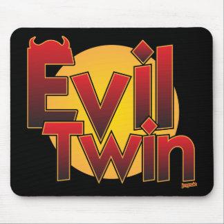 Evil Twin Mouse Mat