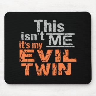 Evil Twin mousepad