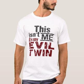 Evil Twin shirt - choose style & color