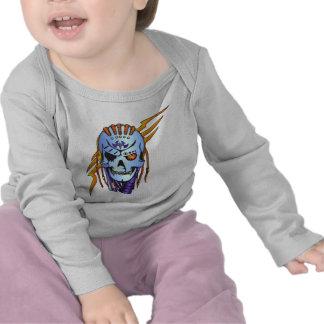 Evil Vampire Skull Shirt