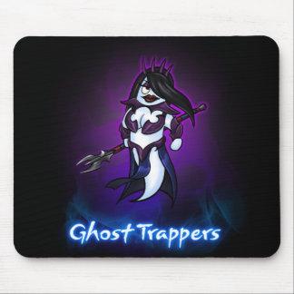 Evil warlock ghost mousepad