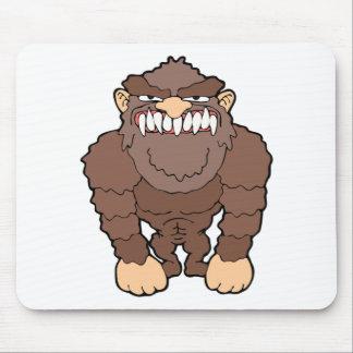 Evil Werewolf Mouse Pads