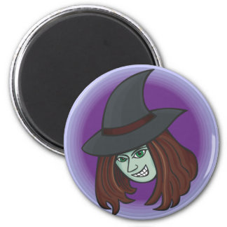 Evil Witch Magnet