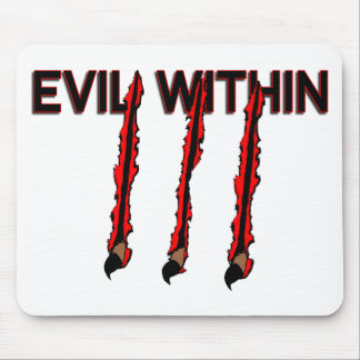 Evil Within Mouse Mat