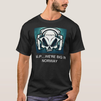 Eviscerated: WE'RE BIG IN NORWAY T-Shirt