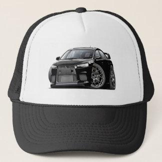 Evo Black Car Trucker Hat