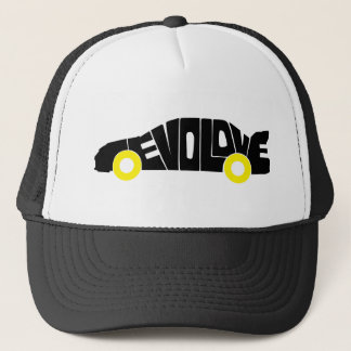 Evo Love Trucker Hat