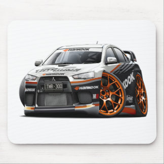 Evo Race Car Mouse Pad