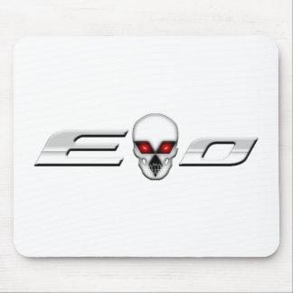 Evo with Skull Mousepad