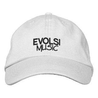 EVOLSI Music Baseball Hat Embroidered Baseball Cap
