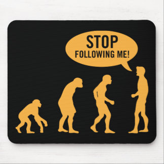 evolution3 mouse pad