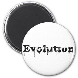 Evolution 6 Cm Round Magnet