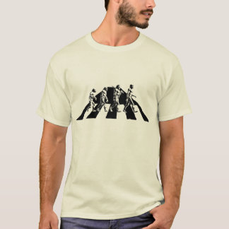 Evolution - Abbey Road Parody T-Shirt