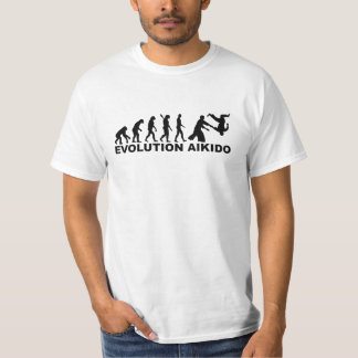 Evolution Aikido T-Shirt