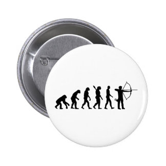 Evolution Archery 6 Cm Round Badge