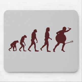 Evolution Arrow Mouse Mat