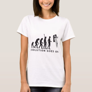 evolution astronaut T-Shirt