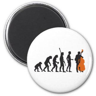 evolution bass 6 cm round magnet