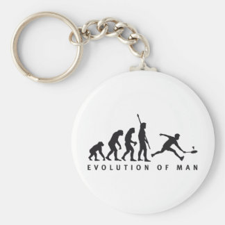 evolution bath min tone basic round button key ring
