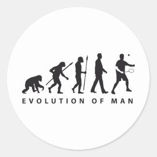 evolution bath min tone stickers