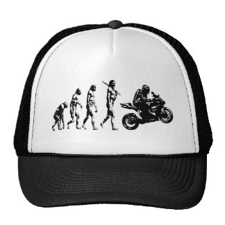 evolution bike cap