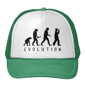 Evolution: Birder Cap