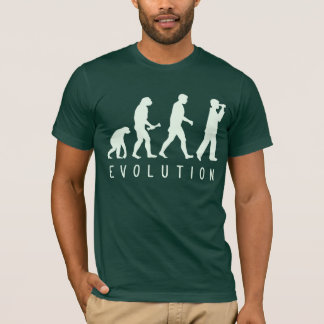 Evolution: Birder T-Shirt