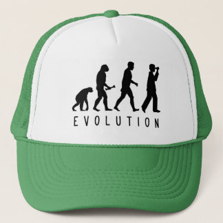 Evolution: Birder Trucker Hat