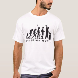 evolution blacksmith T-Shirt