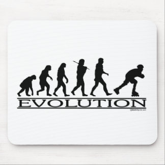 Evolution Blading Mouse Mat