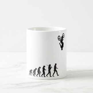 Evolution - BMX Bike Flip Coffee Mug