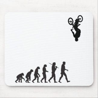 Evolution - BMX Bike Flip Mouse Mat