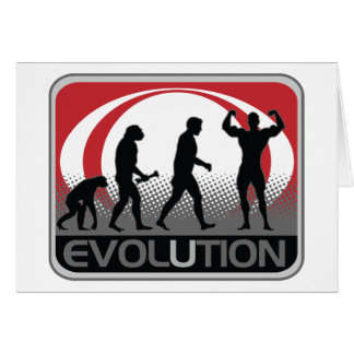 Evolution BodyBuilder Card