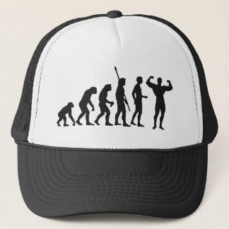 evolution bodybuilding cap