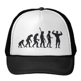 evolution bodybuilding cap