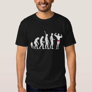 evolution bodybuilding t shirts