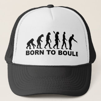 Evolution Boule Petanque Trucker Hat