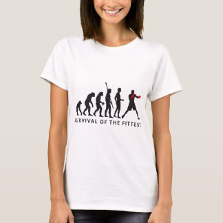 evolution boxing T-Shirt