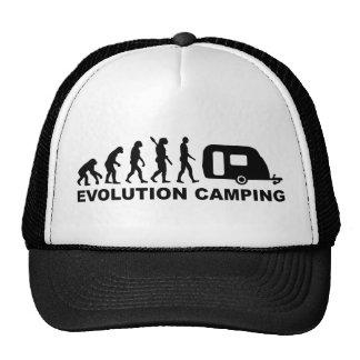 Evolution camping caravan hats