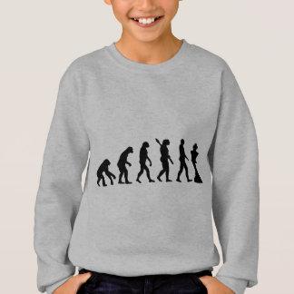 Evolution Chess king Sweatshirt