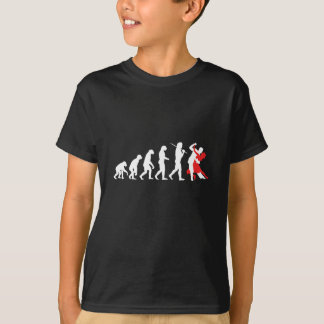 Evolution - Dancing T-Shirt