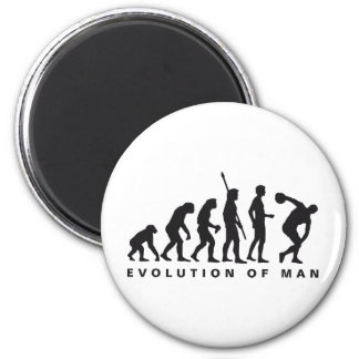 evolution discus more thrower magnet