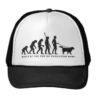 evolution dog cap
