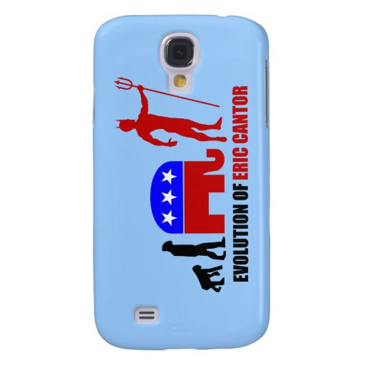 evolution Eric Cantor Galaxy S4 Cover