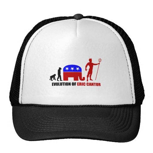 evolution Eric Cantor Mesh Hats