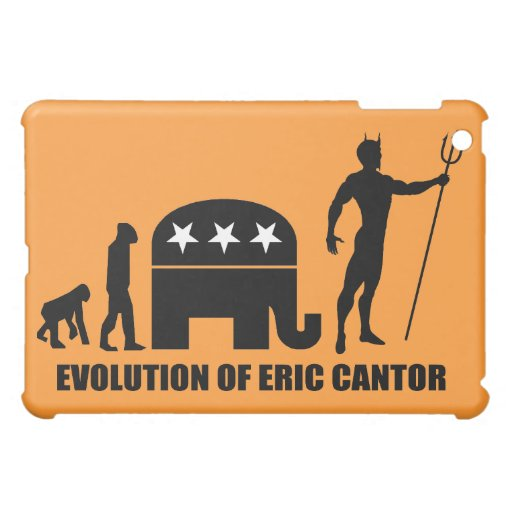 evolution Eric Cantor Cover For The iPad Mini