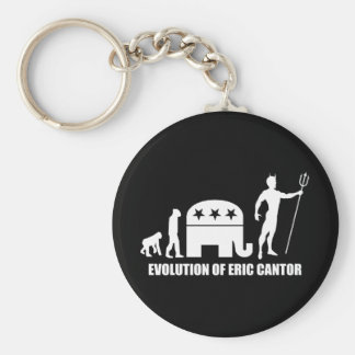 evolution Eric Cantor Key Chain